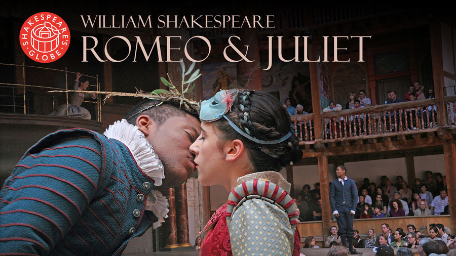 Shakespeare's Globe Romeo and Juliet streaming