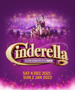 Cinderella panto 2021 Richmond Theatre