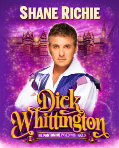 Dick Whittington panto 2021 New Wimbledon Theatre