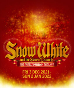 Snow White panto 2021 Woking