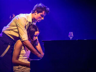 The Last Five Years review Southwark Playhouse