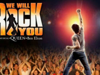 We Will Rock You Tour tickets 2020