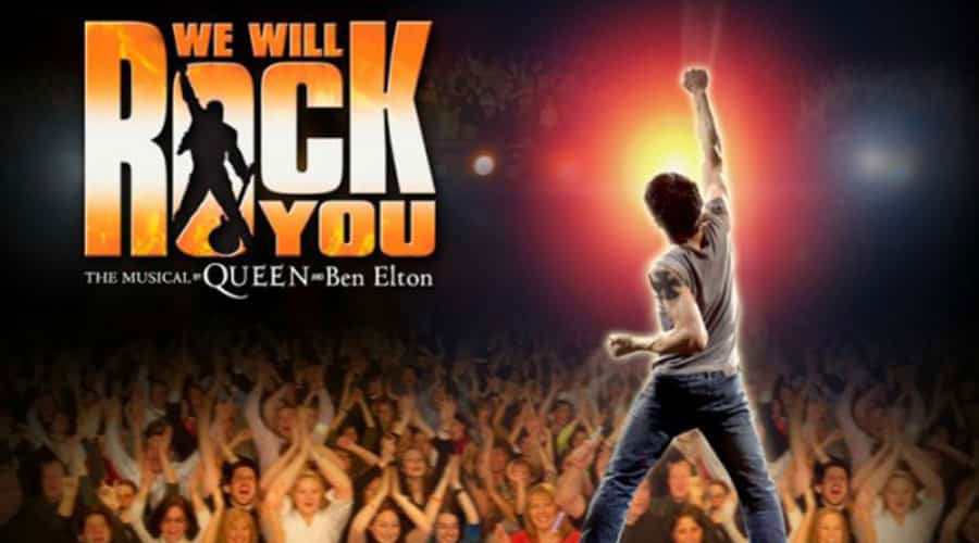 We Will Rock You Tour tickets 2021