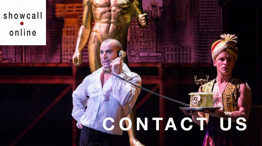 Contact Showcall Online