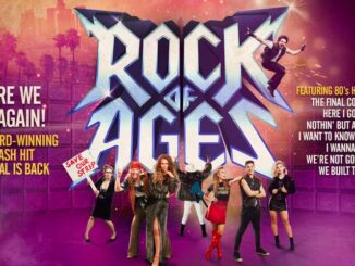 Rock Of Ages UK Tour tickets