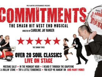 Commitments musical tour tickets