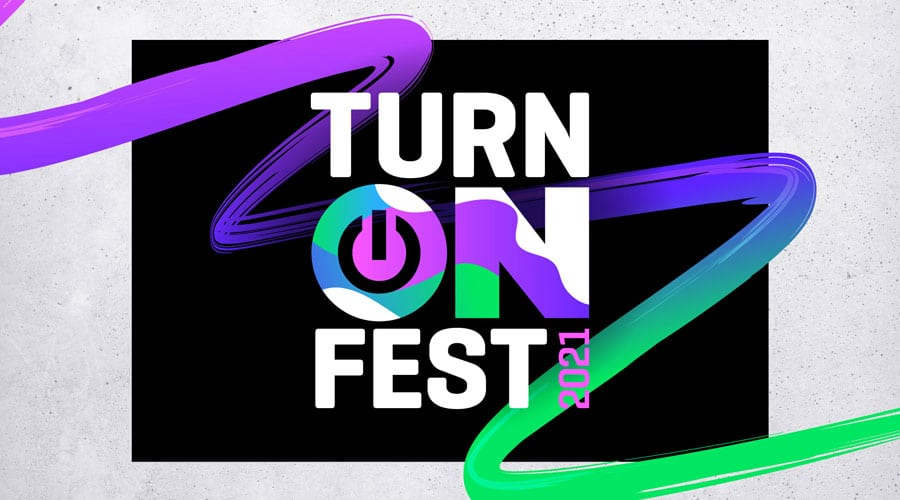 Turn On Fest 2021 streaming theatre online