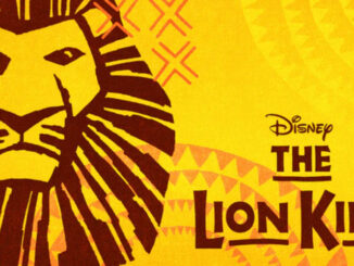Lion King UK Tour
