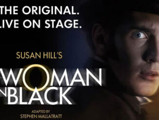 The Woman In Black tour