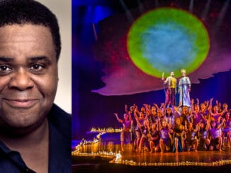 Clive Rowe The Prince of Egypt