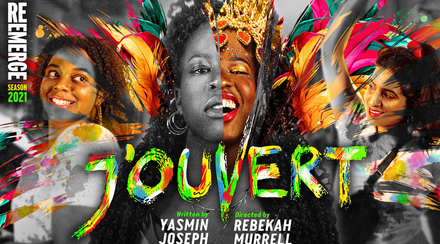 J'Ouvert play tickets