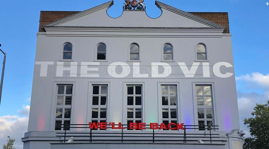Old Vic Theatre opening