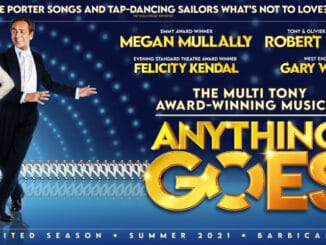 Anything Goes musical tickets
