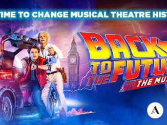 Back To The Future musical tickets West End
