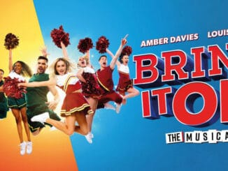 Bring It On musical tour 2022
