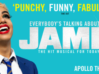 Everybodys Talking About Jamie musical tickets