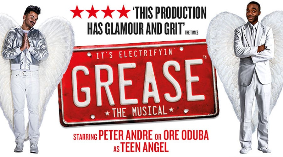 Grease UK Tour tickets