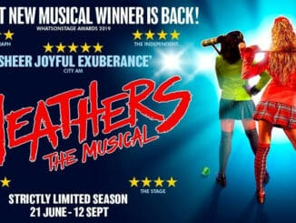 Heathers musical tickets London
