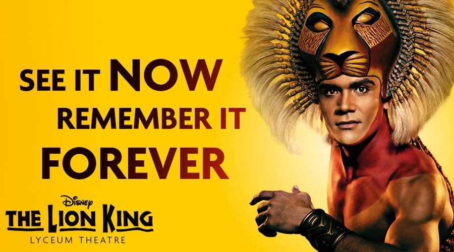 The Lion King Tickets London
