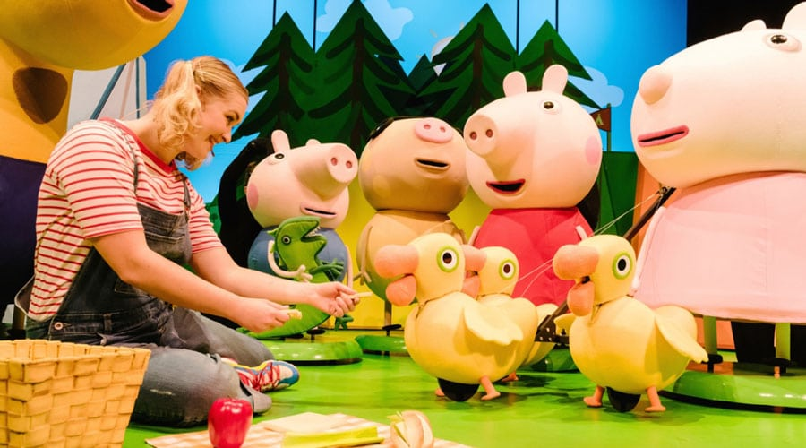 POeppa Pig's Best Day Ever Tour