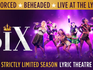 Six musical tickets West End