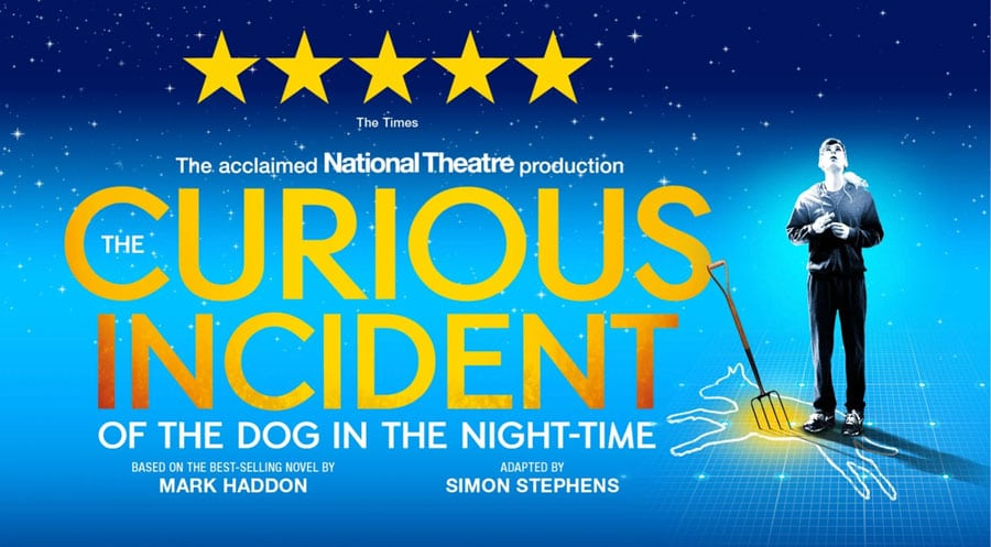 Curious Incident Of The Dog In The Night-time UK Tour