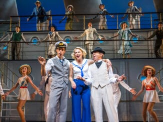 Sutton Foster Anything Goes