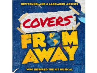 Come From Away covers album